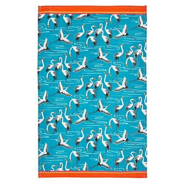 Ulster Weavers Cranes Cotton Tea Towel