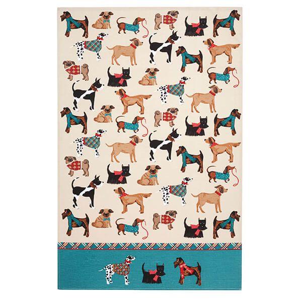 Ulster Weavers Hound Dog Tea Towel