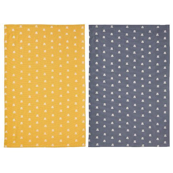 Ulster Weavers Pack of Two Bee Tea Towels