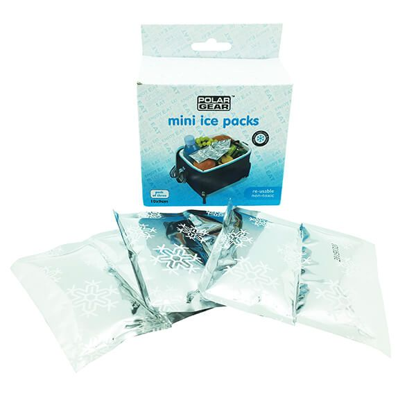 Polar Gear Icicle Mini Ice Pack Set Of 3