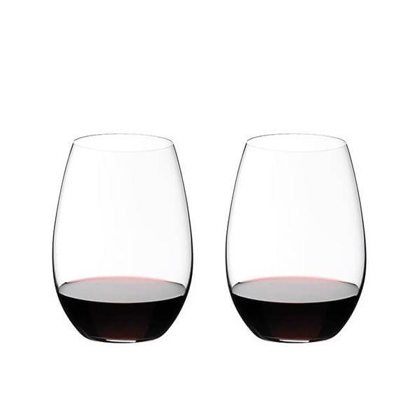 Riedel O Syrah / Shiraz Wine Glass Twin Pack