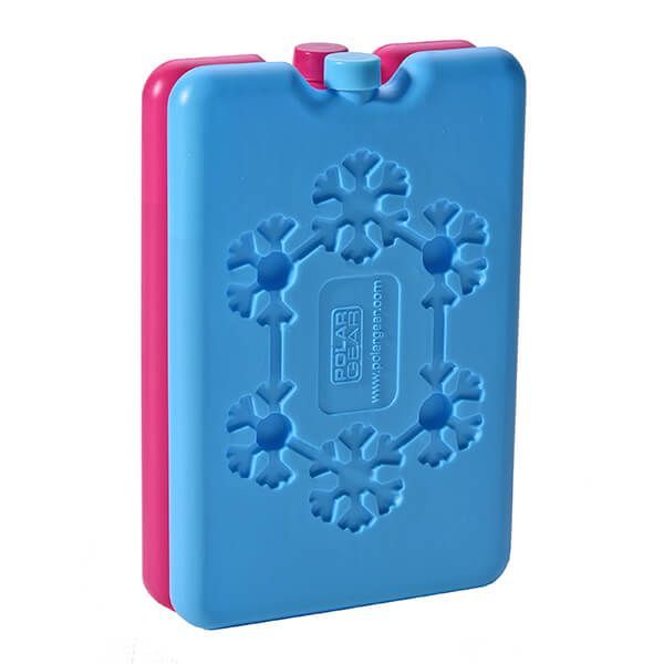 Polar Gear Ice Boards 200g Turquoise and Pink Set Of 2
