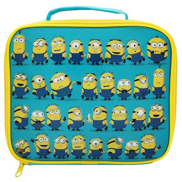 More Than a Minion Rectangular Lunch Bag