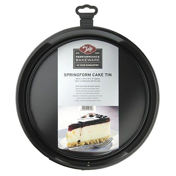 Tala Performance 25cm Springform Cake Tin