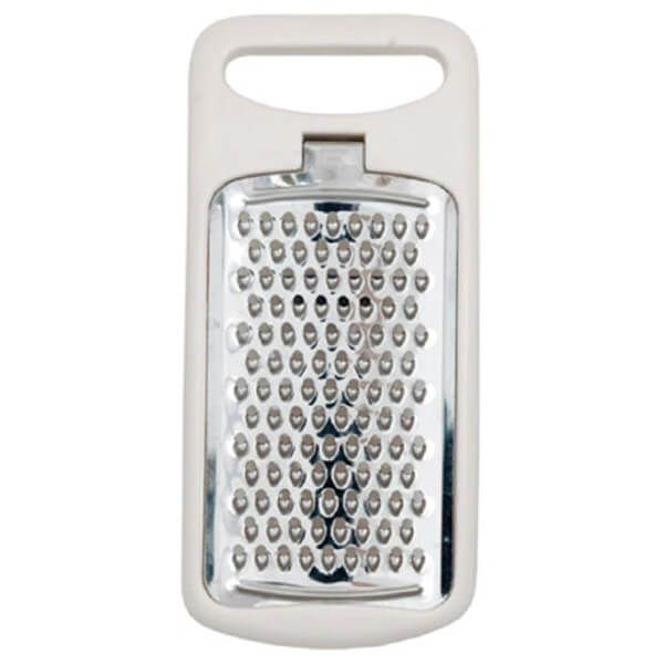 Tala Stainless Steel Handy Grater With Plastic Frame