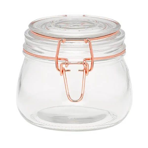 Tala Copper Wire Clip Top 500ml Jar