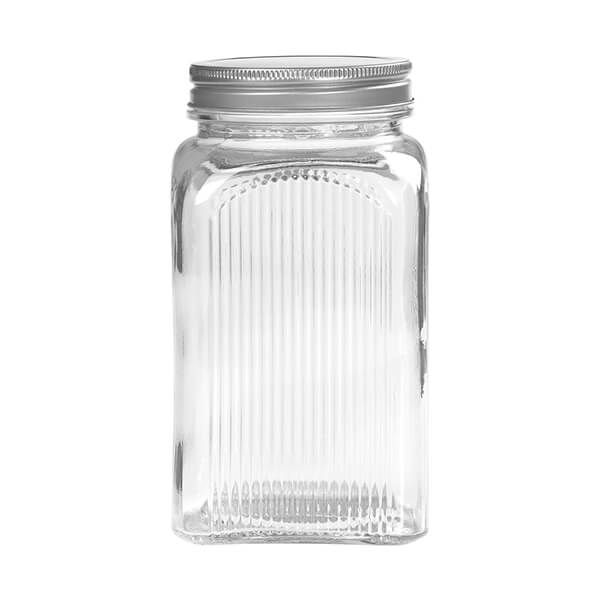 Tala Glass Jar with Screw Top Lid 1250ml