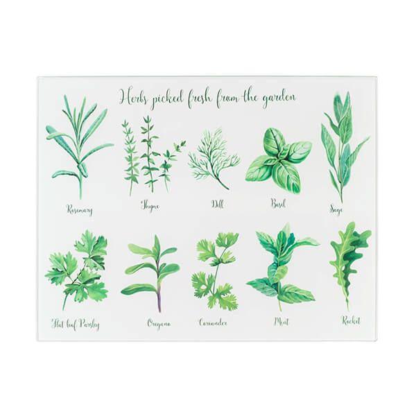 Tala Herbs Glass Worktop Saver