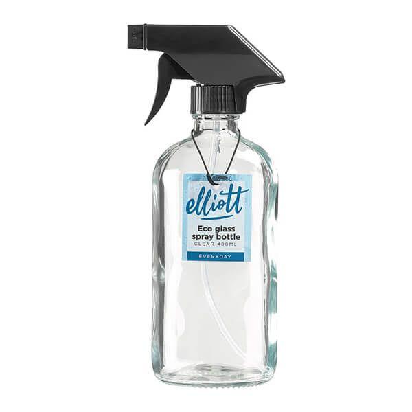 Elliotts Glass Spray Bottle 480ml Clear