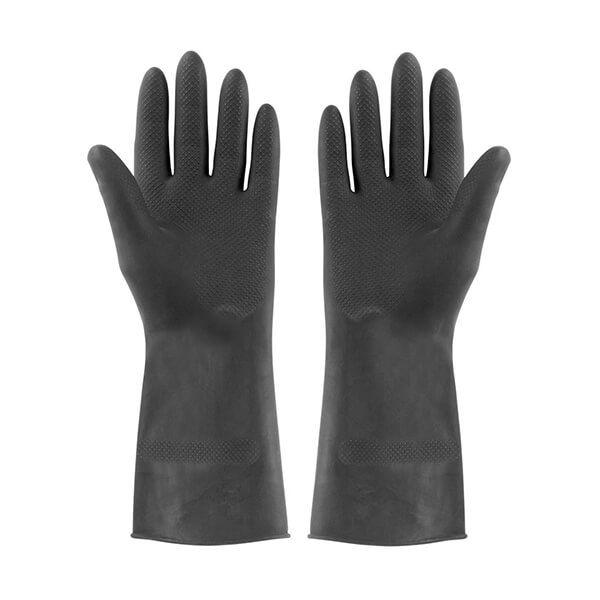 Elliotts Extra Tough Rubber Gloves Medium