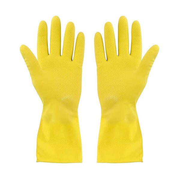 Elliotts Rubber Gloves Medium