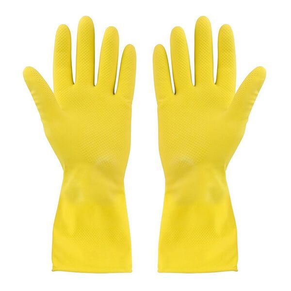 Elliotts Rubber Gloves Large