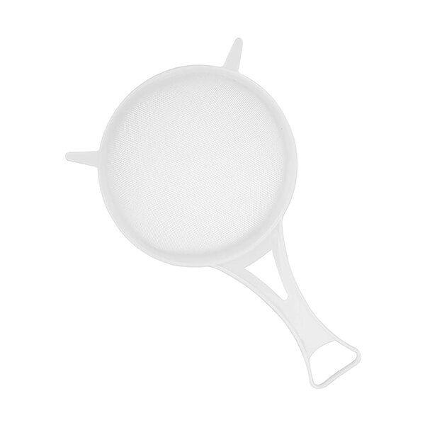 Chef Aid 15cm White Plastic Strainer