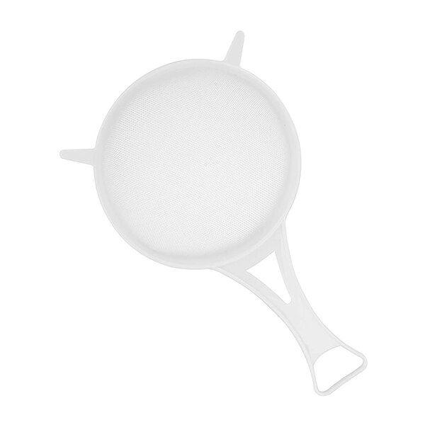 Chef Aid 18cm White Plastic Strainer