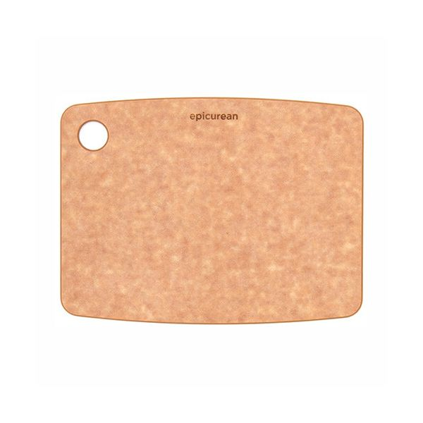 "Epicurean Signature Wood Composite Kitchen Series 8"" x 6"" Natural Cutting Board"