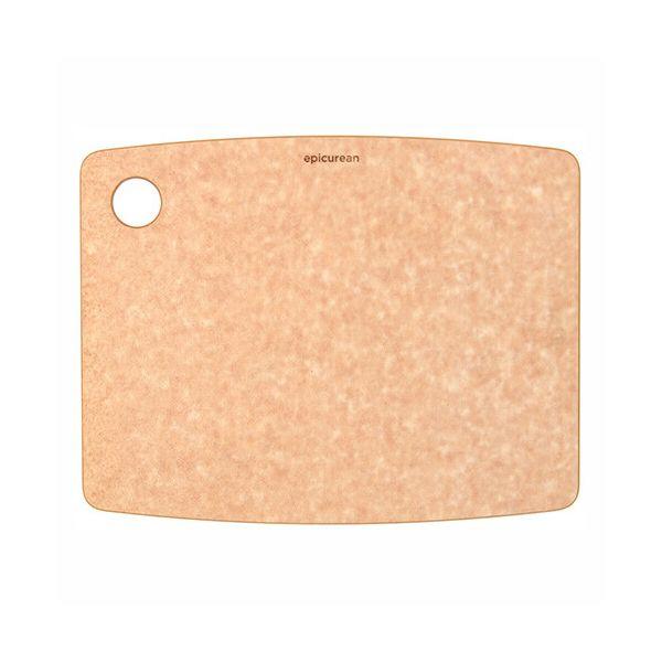 "Epicurean Signature Wood Composite Kitchen Series 11.5"" x 9"" Natural Cutting Board"