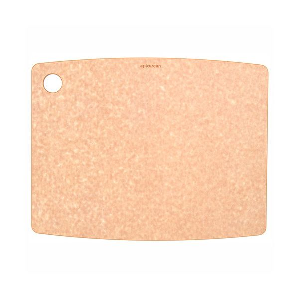 "Epicurean Signature Wood Composite Kitchen Series 14.5"" x 11.25"" Natural Cutting Board"