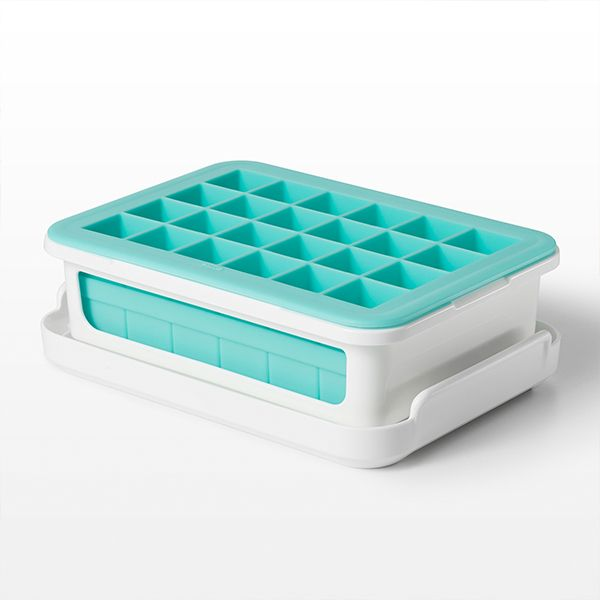 OXO Good Grips Covered Silicone Cocktail Cubes Ice Cube Tray