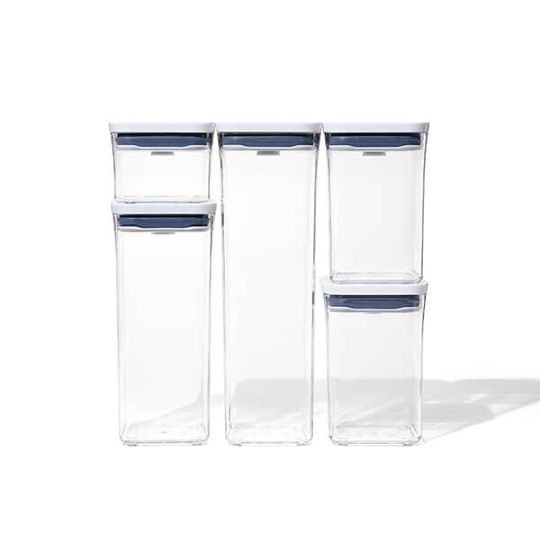 OXO Good Grips POP Set of 5 Containers