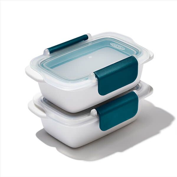 OXO Good Grips 2 Pack of 142ml Containers