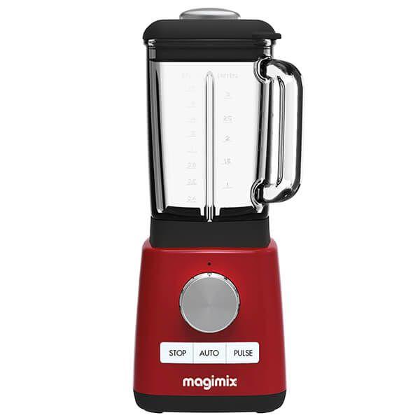 Magimix Power Blender Red