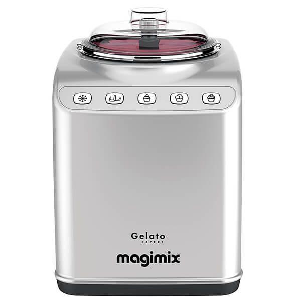 Magimix Gelato Expert Ice Cream Maker - Satin