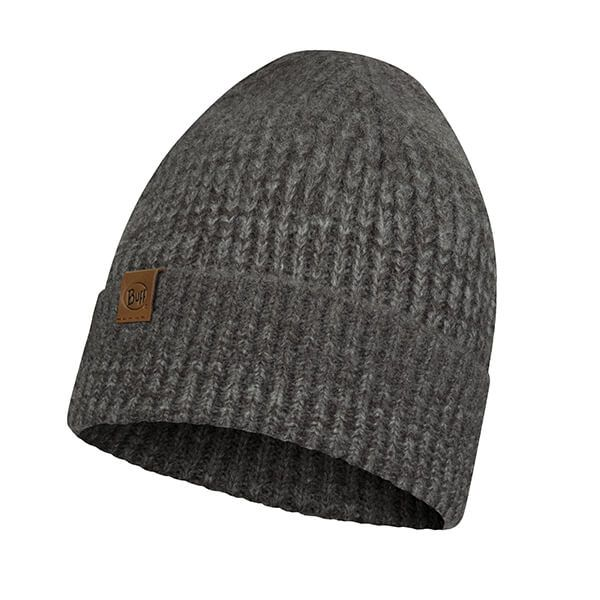 Buff Marin Graphite Knitted Hat