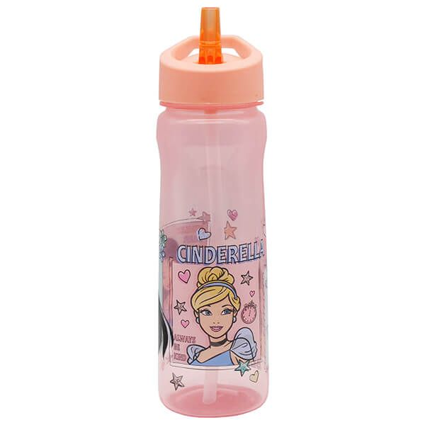 Disney Felt Pen Princess 600ml Sports Bottle