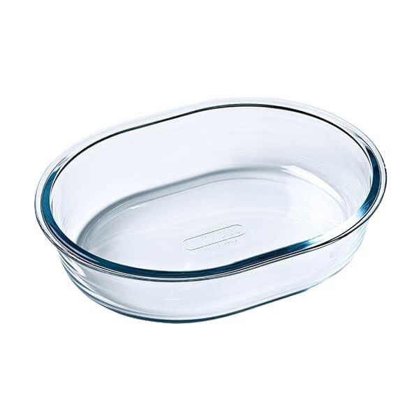 Pyrex 25 x 20cm Oval Pie Dish