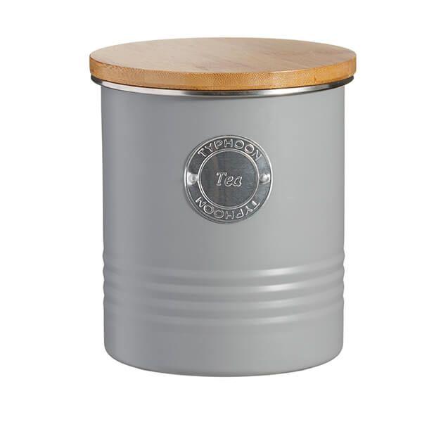 Typhoon Living Grey Tea Storage
