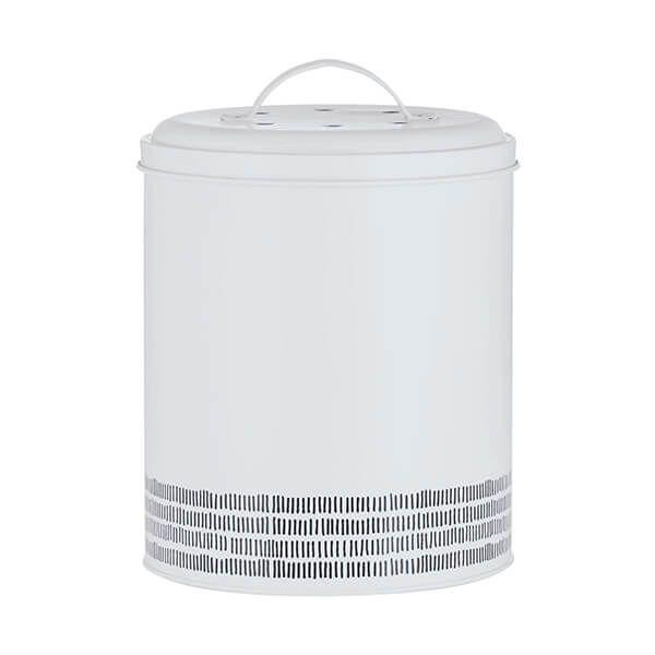 Typhoon White Monochrome Composter