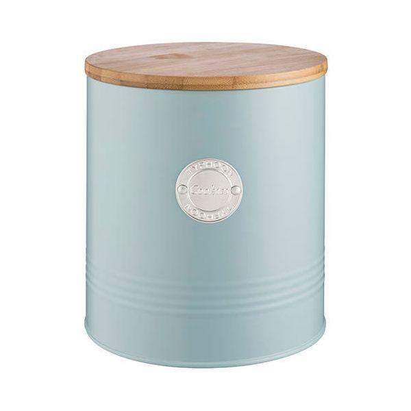Typhoon Living Blue Cookie Storage
