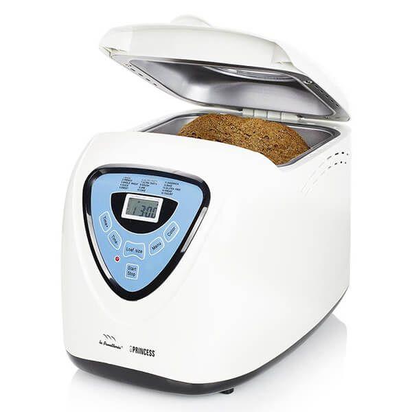 Princess Bread Maker Wake Up 600W White