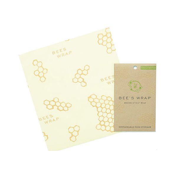 Bee's Wrap Single Medium Wrap 25 x 27.5cm
