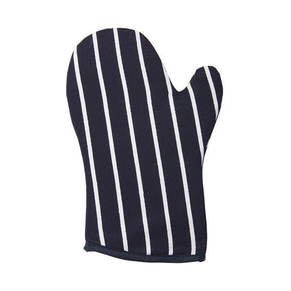 Dexam Rushbrookes Classic Butchers Stripe Gauntlet Blue