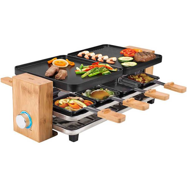 Princess Table Top 8 Person Raclette