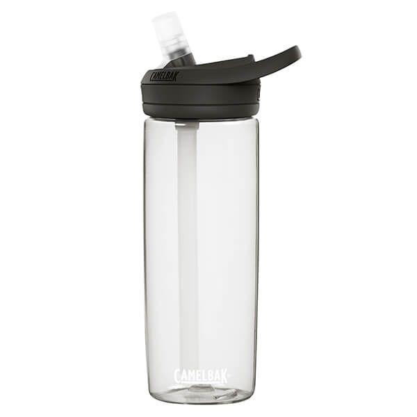 CamelBak 600ml Eddy Clear Water Bottle