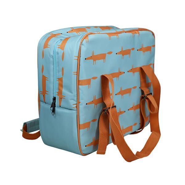Scion Living Mr Fox Cool Bag Blue