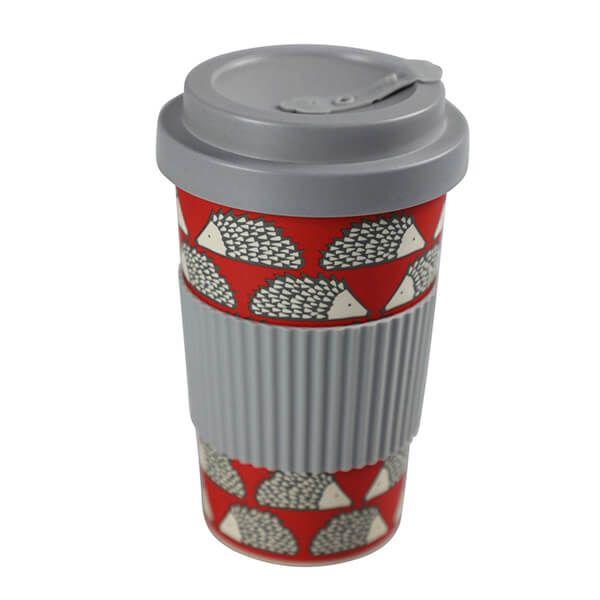 Scion Living Spike BamBroo Red Drinks Mug