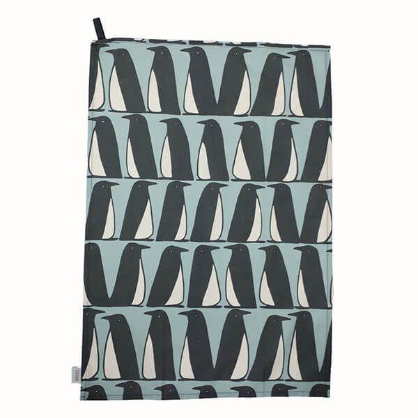 Scion Living Pedro Penguin Set of 2 Tea Towels