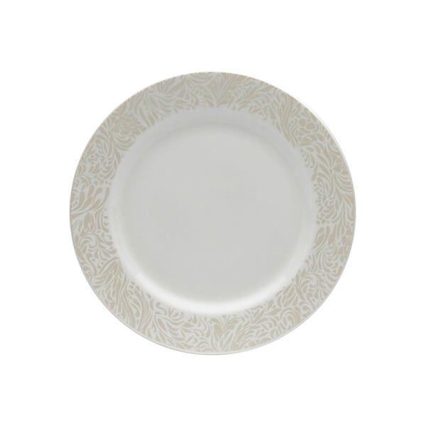 Denby Monsoon Lucille Gold Medium Plate