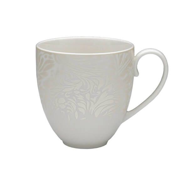 Denby Monsoon Lucille Gold Large Mug
