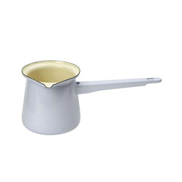 Dexam Dove Enamelware Turkish Coffee Pot