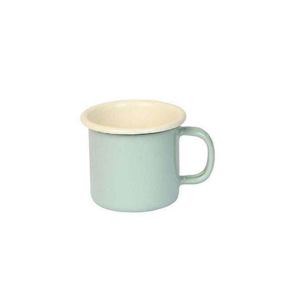 Dexam Sage Enamelware Espresso Mug