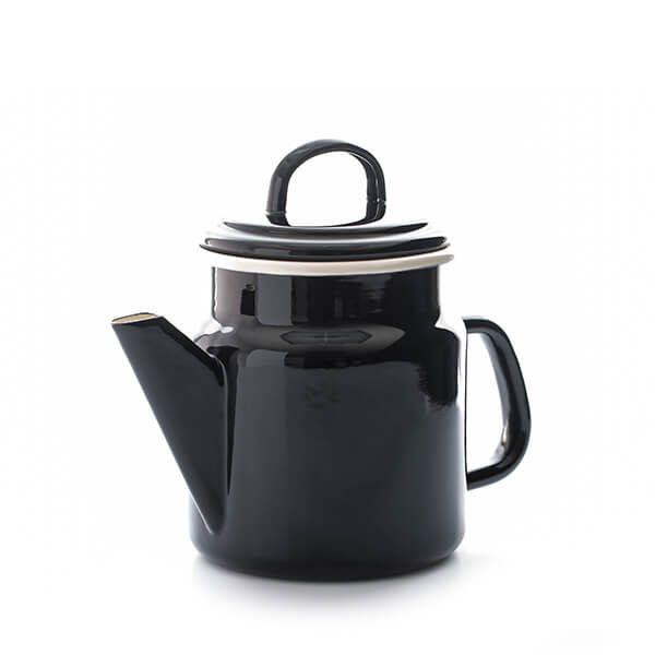 Dexam Vintage Home Small Coffeepot 1.2L Black