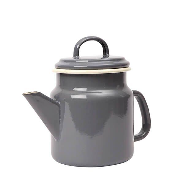Dexam Vintage Home Coffee Pot Small 1.2L Slate Grey