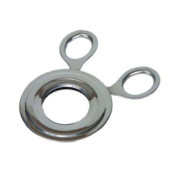 Dexam Stainless Steel Egg Topper