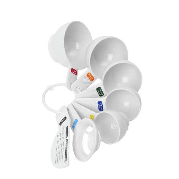 Dexam Measuring Cups Set with Egg Separator