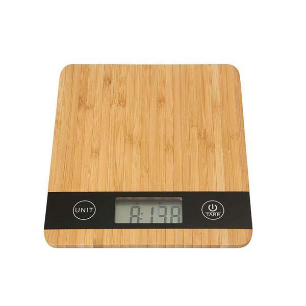 Dexam Bamboo Digital Scales