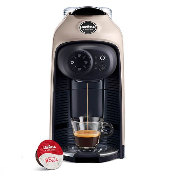 Lavazza Idola Greige Coffee Machine